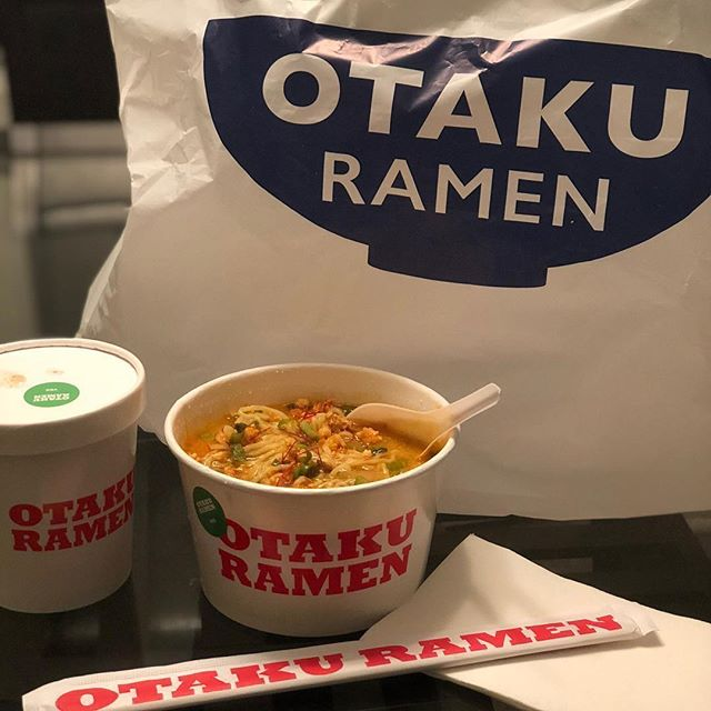Open all day today & tomorrow! Noon-10pm. Check the online menu for specials! #otakuramen #poptogo