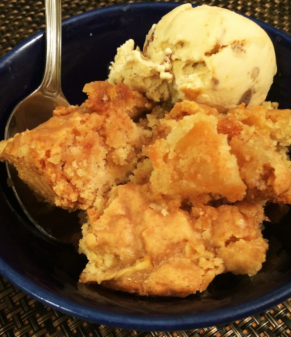 Apple Chunkies with Butter Pecan Talenti - 2015