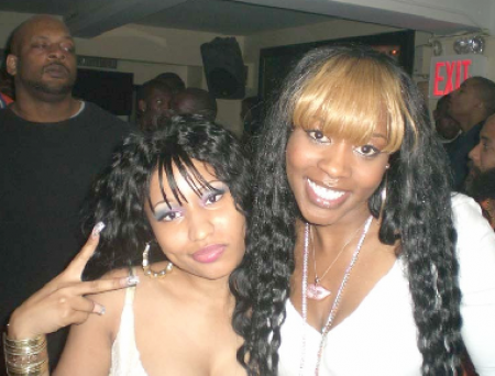Nicki and Remy Ma in happier times - Photo from BallerAlert.com