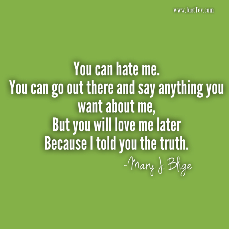 Truth - Mary J. Blige
