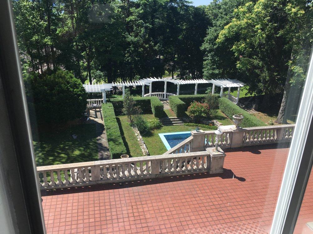 Villa Terrace Back Grounds - Photo By Tevra F.