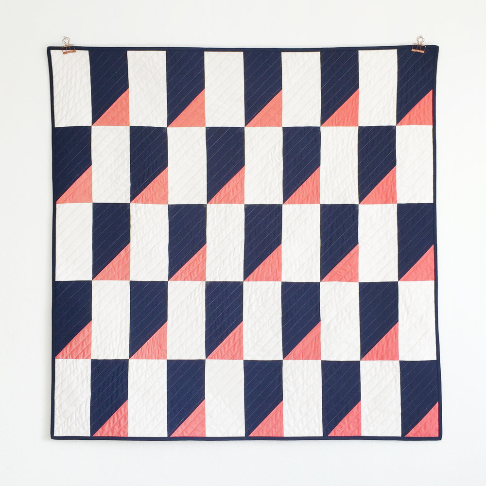 Sunset Heirloom Baby/Toddler Quilt $250