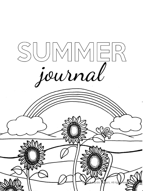 A Summer Journal for Kids — Kids in the Capital
