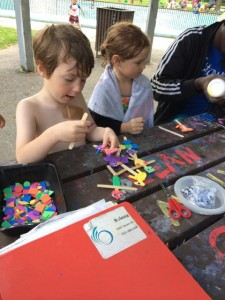 crafts at Balena Park