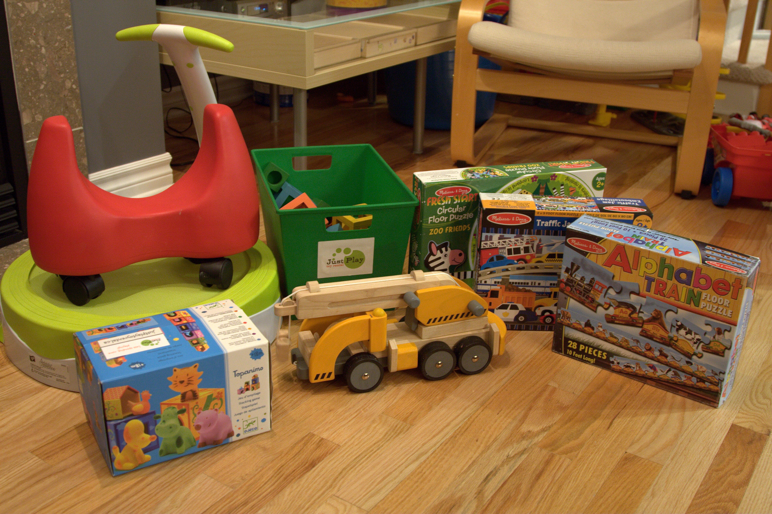 Just Play Toys : Just play toy rental review — kids in the capital