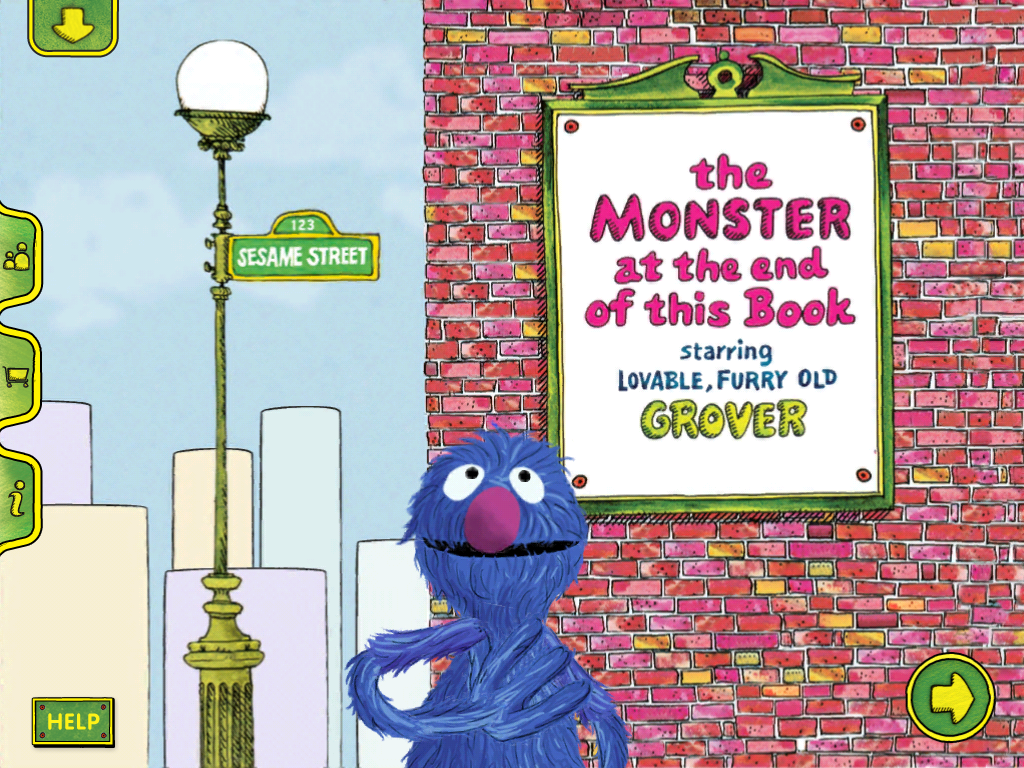 iTunes | the Monster at the end of this Book