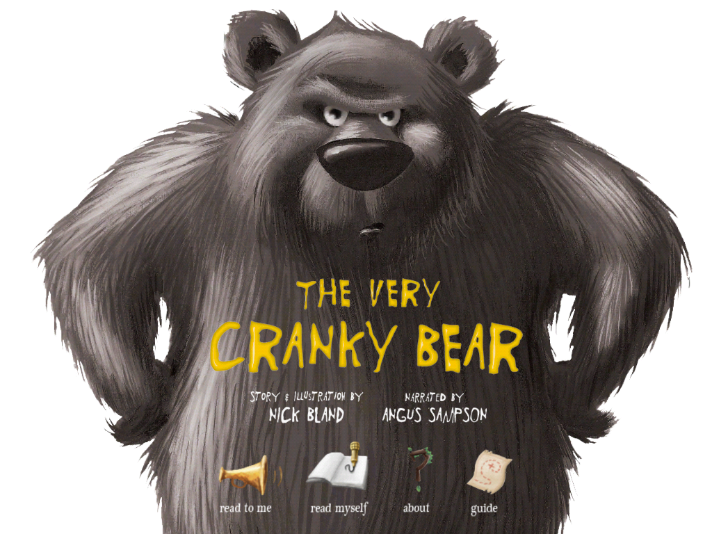 iTunes | The Very Cranky Bear
