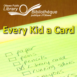 Every kid a card