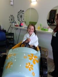 Daisy car seat