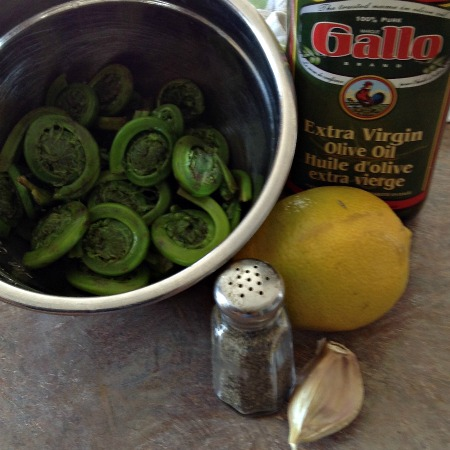 PreparingFiddleheads