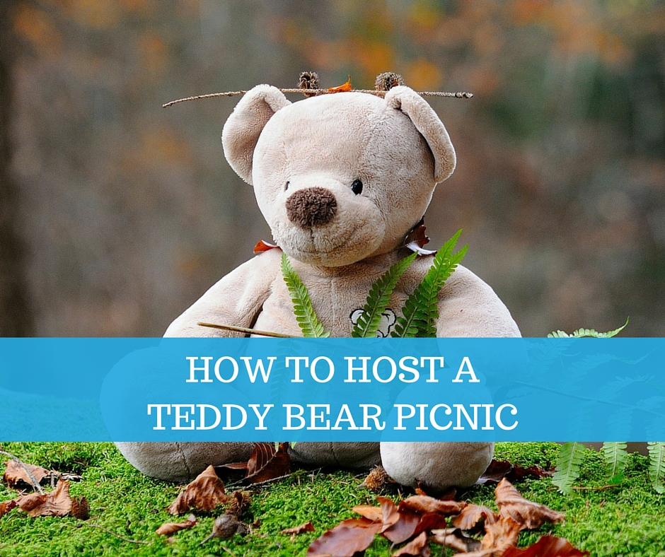 host a teddy bear picnic