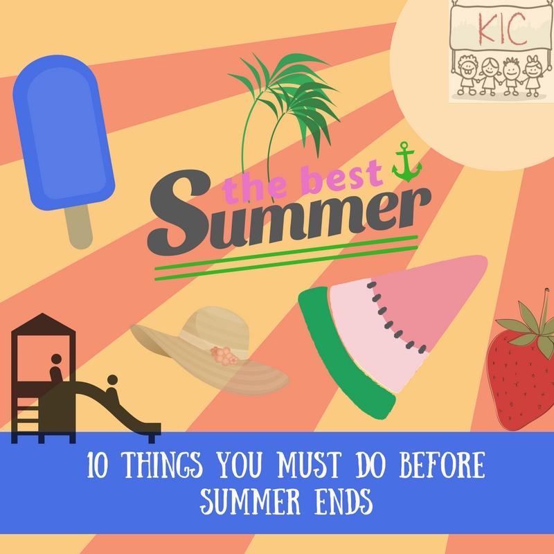 summer must do list