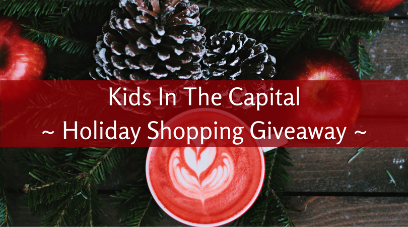 Holiday Shopping Giveaway