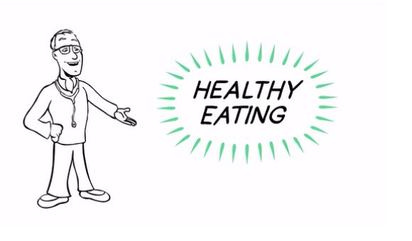 Eating healthy - marketing food and beverages to children