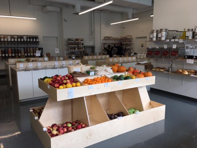 Nu Grocery in Hintonburg
