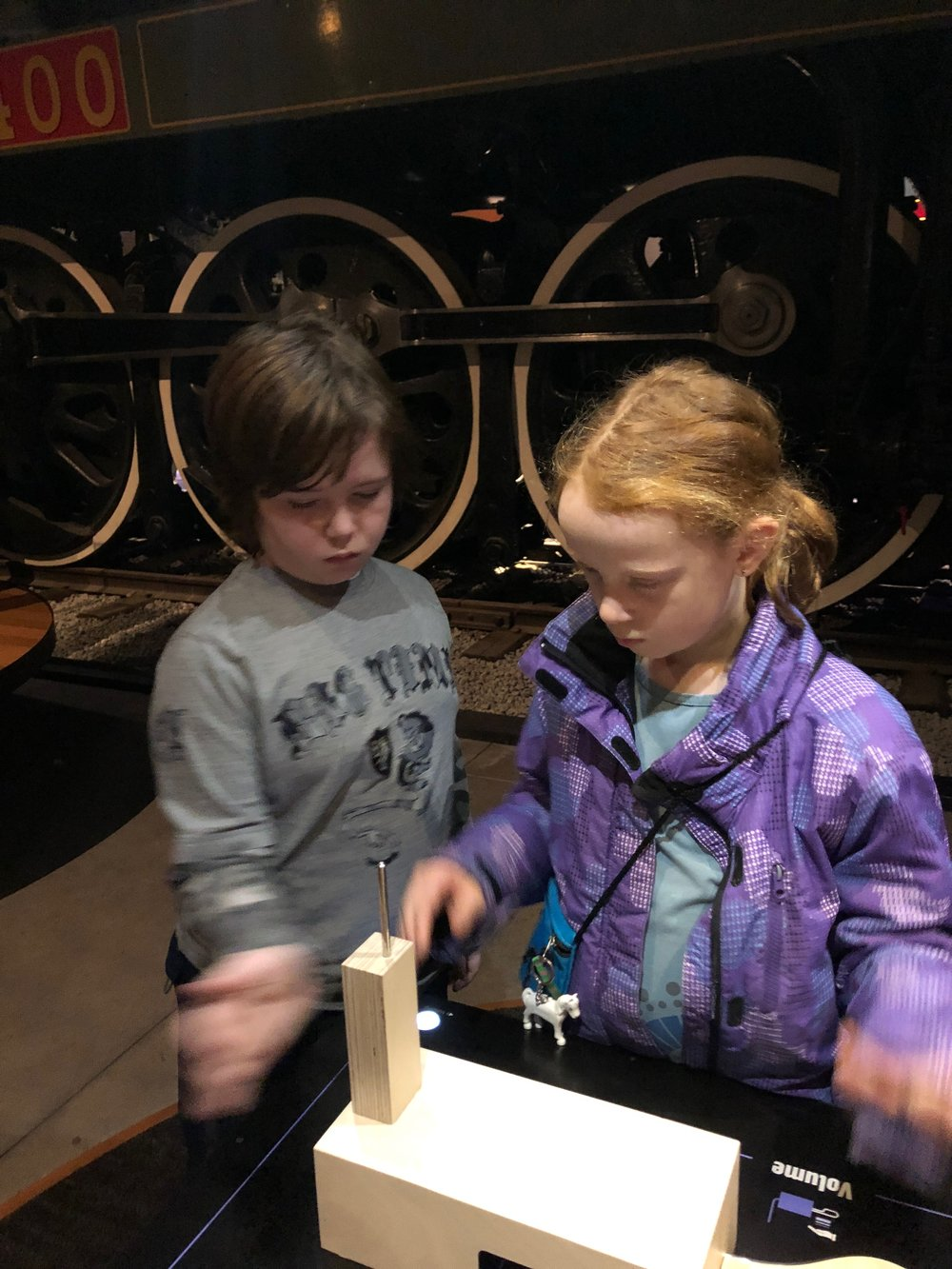 Sound by Design at the Canada Science and Technology Museum