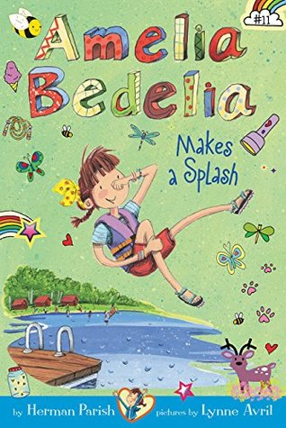 Amelia Bedelia Make a Splash