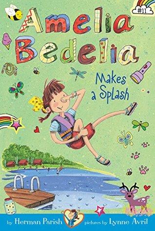 Amelia Bedelia Make a Splash