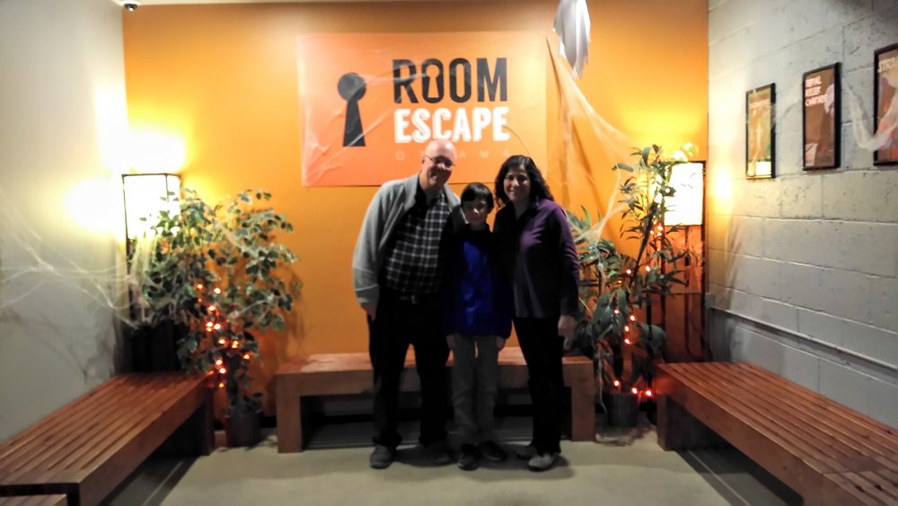 Room Escape Ottawa