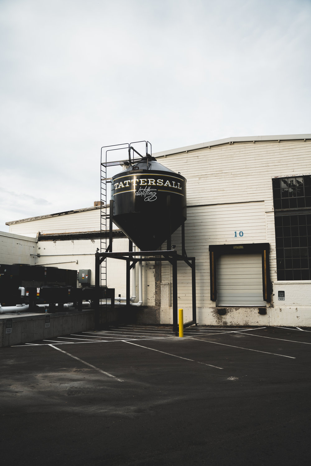 TATTERSALL DISTILLING