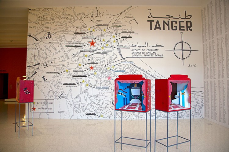 CINEMATIC DE TANGER, WALKER ART CENTER