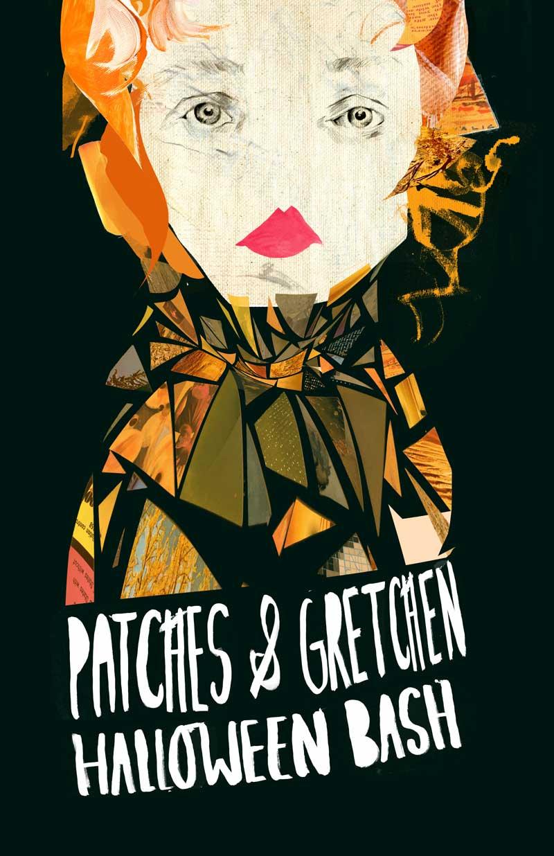 Patech & Gretchen Poster