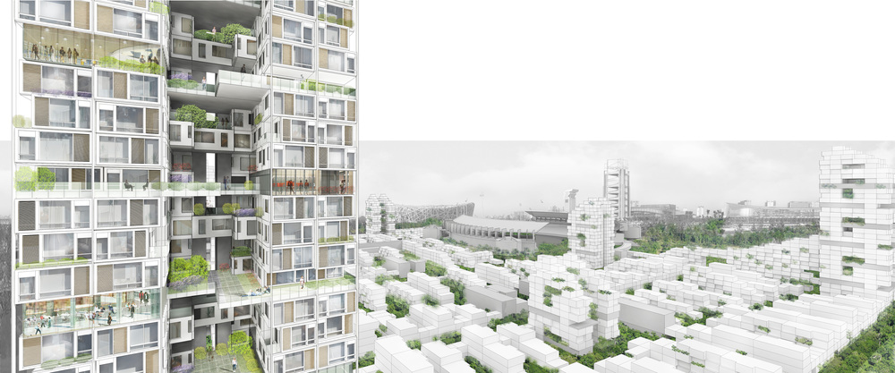 Beijing Olympic Park South Master Plan - Tower Rendering.jpg
