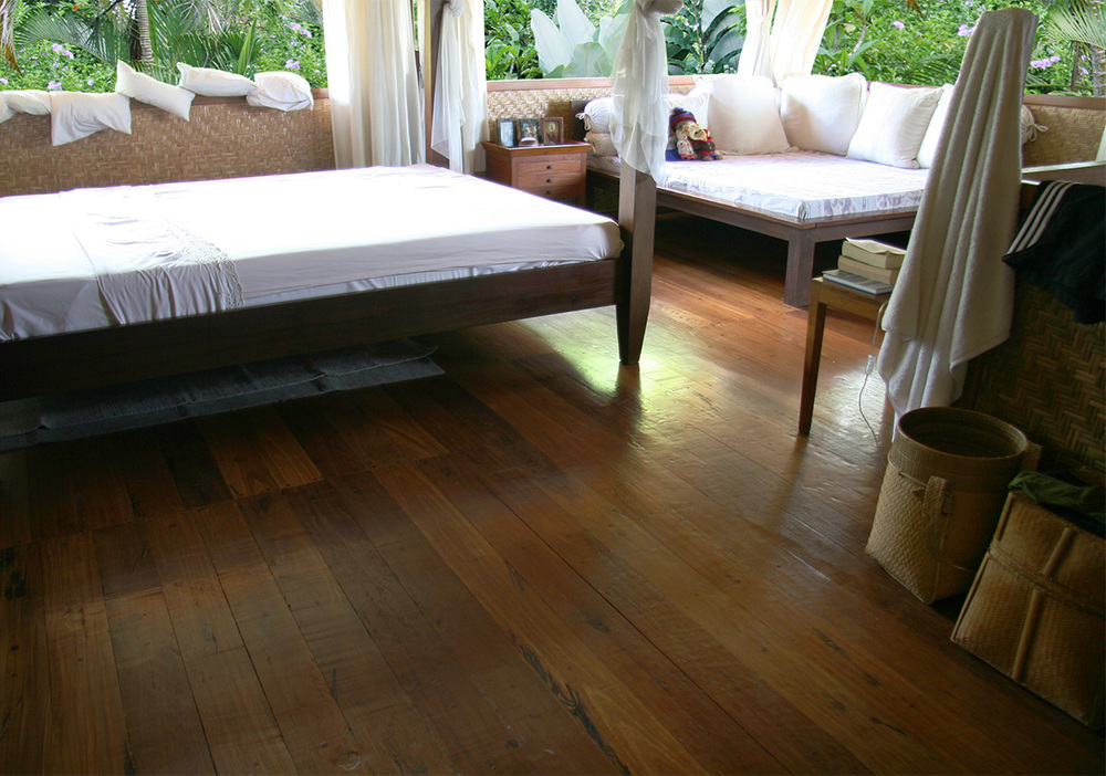 Kayu Besi Flooring Hardwood