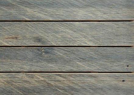 Rustic Decking