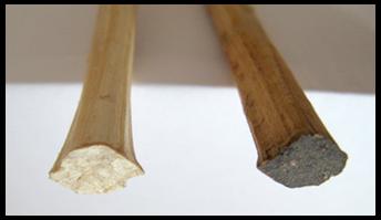 Hardwood nails