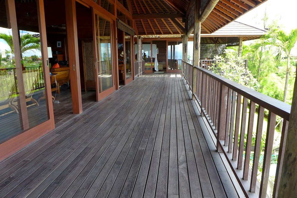 Decking Reclaim Solid Hardwood Wood