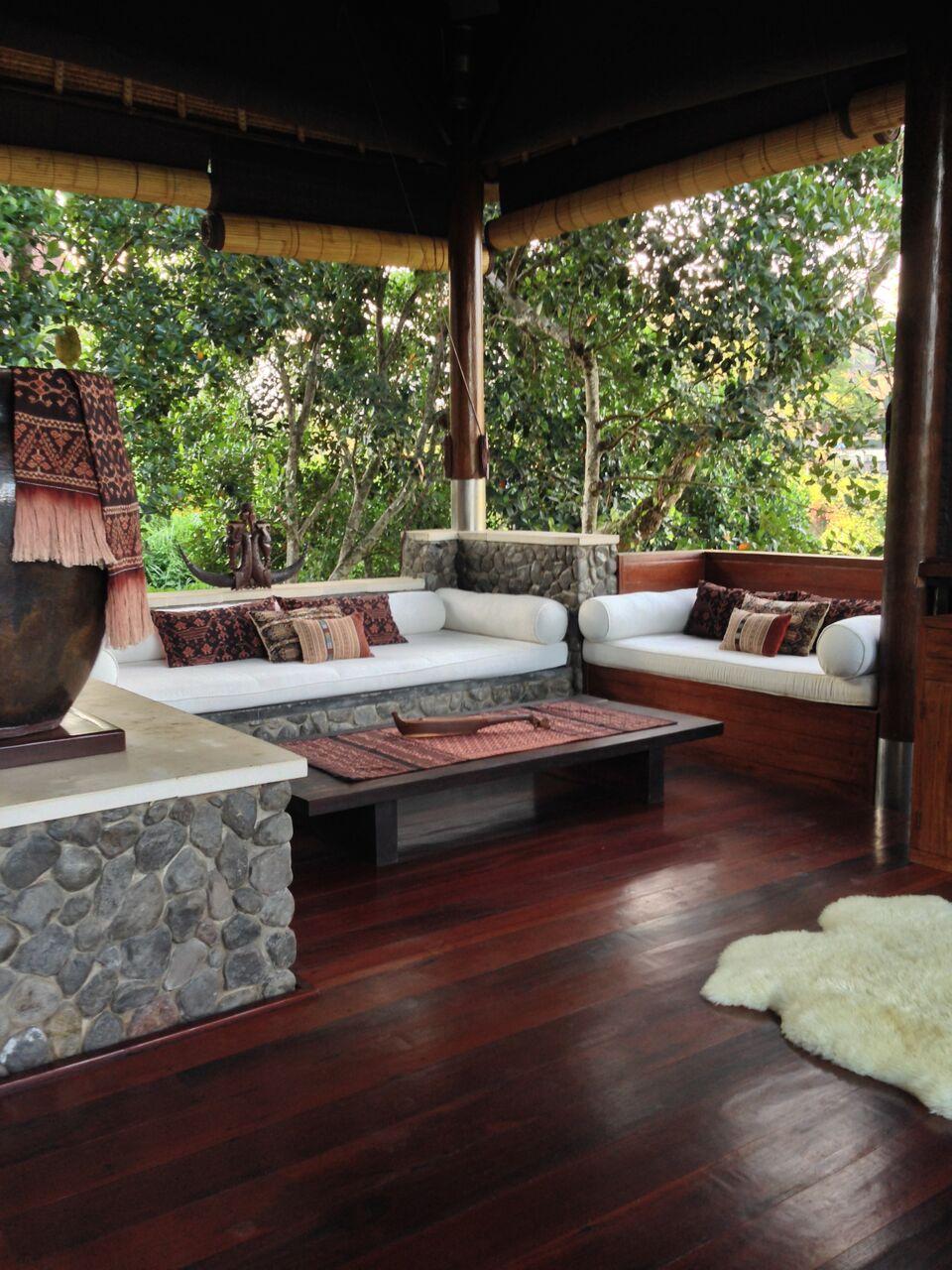 Natural light, air flow, reclaim hardwood flooring…eco-friendly 101!