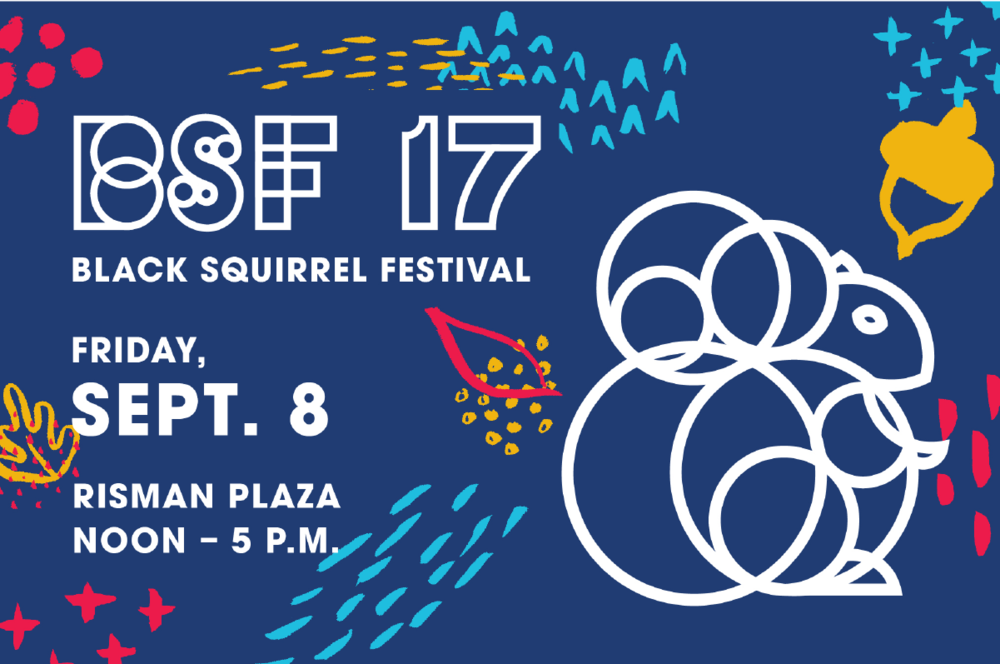 BLACK SQUIRREL FEST 2017