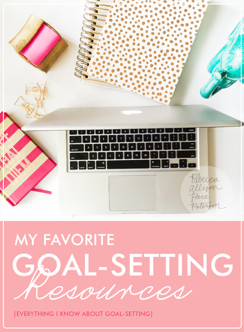 A great guide to setting goals that actually motivate you to achieve them! (Photo courtesy of Rekita Nicole)