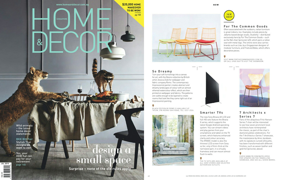 Home & Decor - July 2015