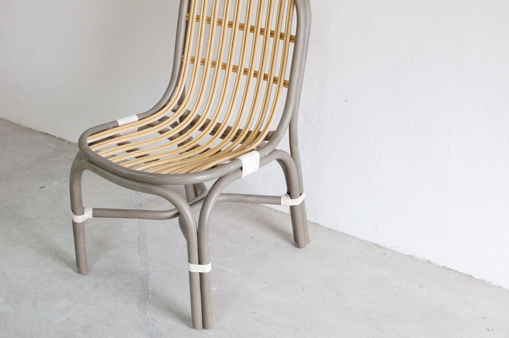 Studiohiji Grid Side Chair 01