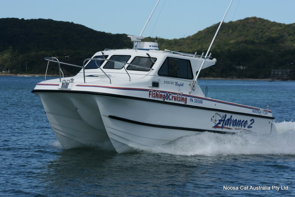 Noosa Cat 3100 Custom Short Cabin.jpg