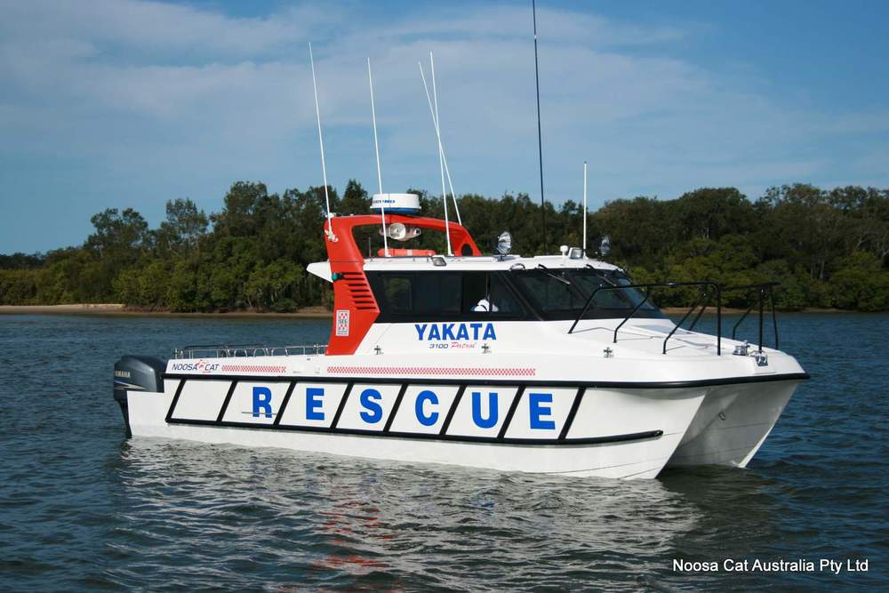 Noosa Cat 3100 Patrol Rescue Port Lincoln (2).JPG