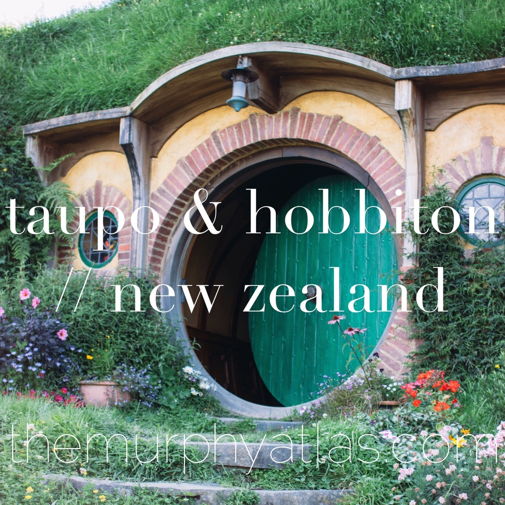 Guide to Hobbiton! New Zealand // The Murphy Atlas