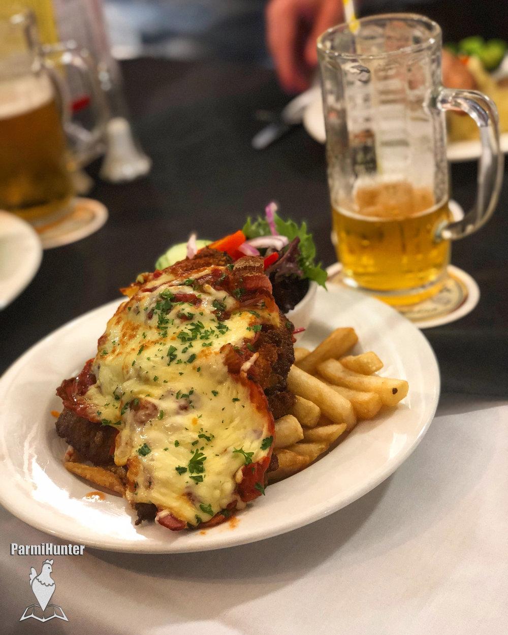 Brisbane German Club Parmi