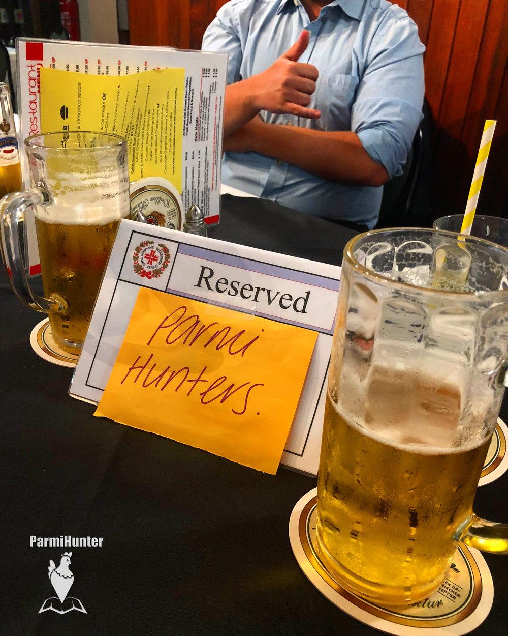 Brisbane German Club Parmi 3