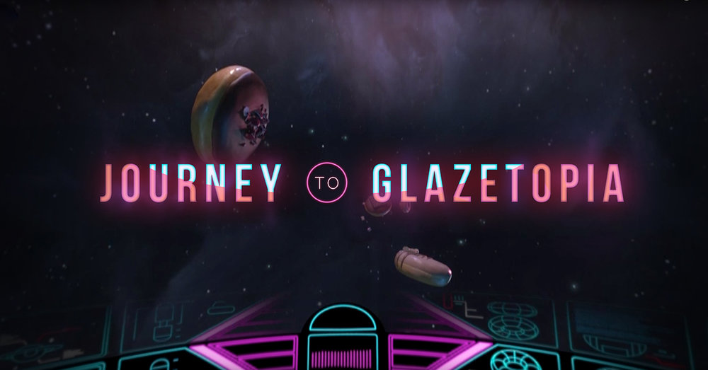 Krispy Kreme - Journey to Glazetopia