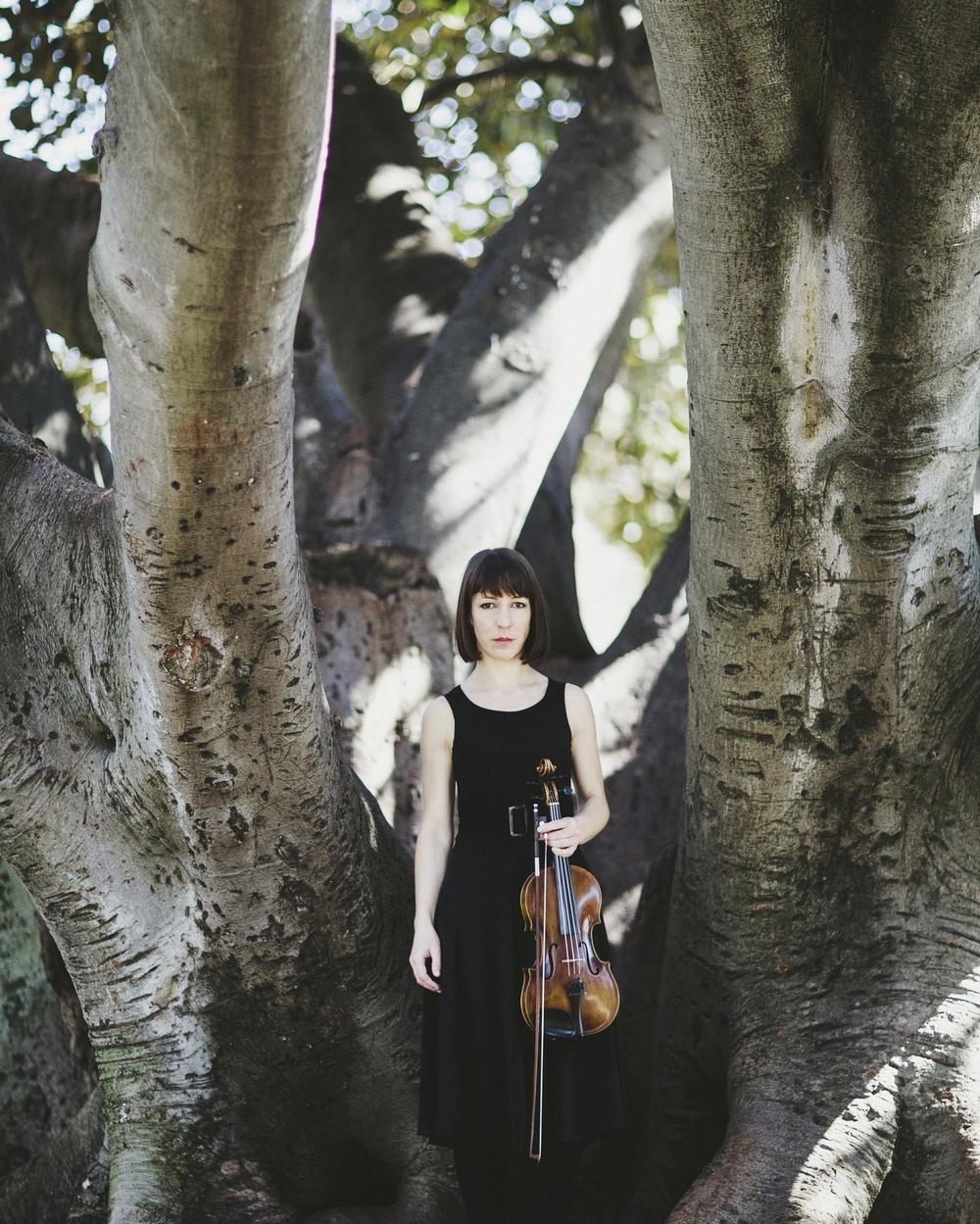 wedding violinist Melbourne