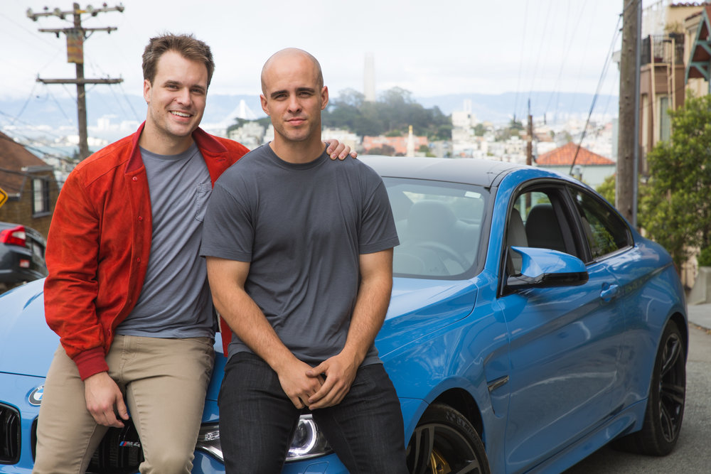 Adam and Sam Hurly join forces with a 2016 BMW M4 for the ultimate roadtrip.
