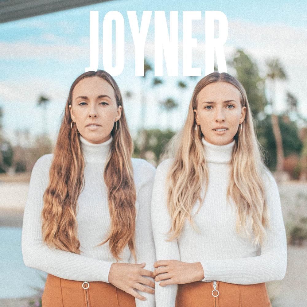 JOYNER EP Vinyl  $25.00