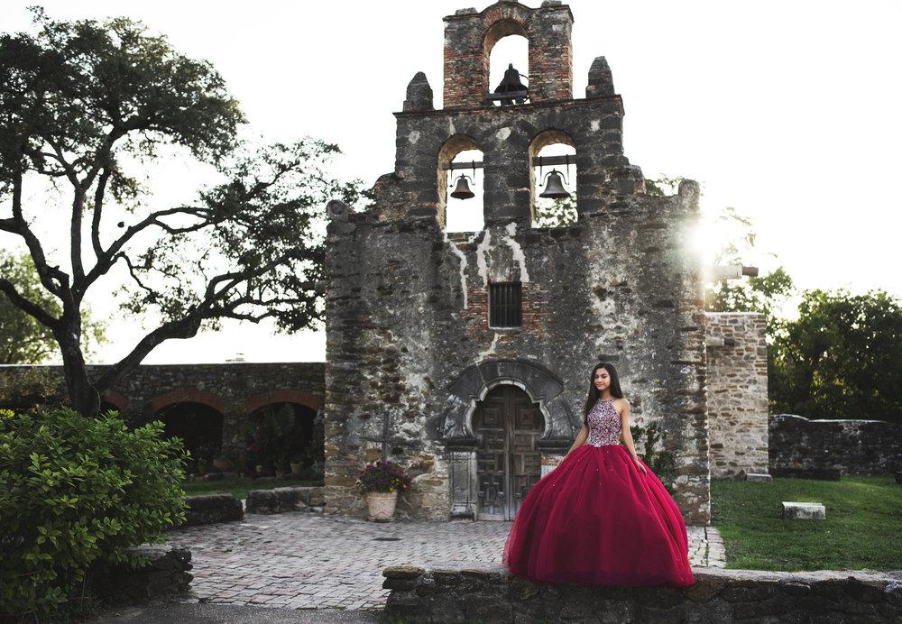 Quinceañera - It's like a fairytale