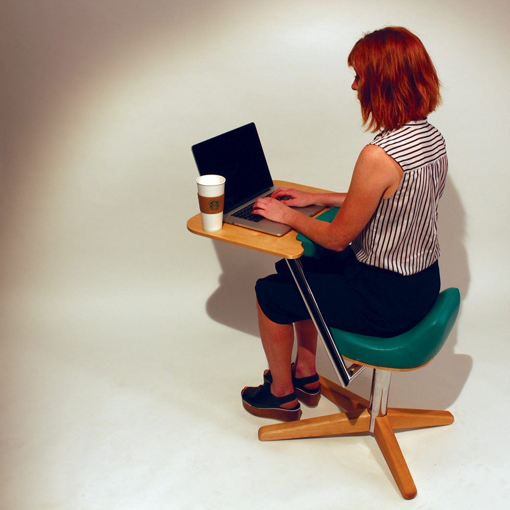 Revo Dual-Purpose Chair for Coffee Shops