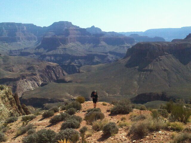 It was very cool getting to see all of the different layers and ecosystems that the Grand Canyon covers