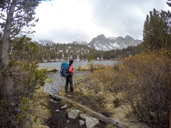 Gilbertlakebackpacking