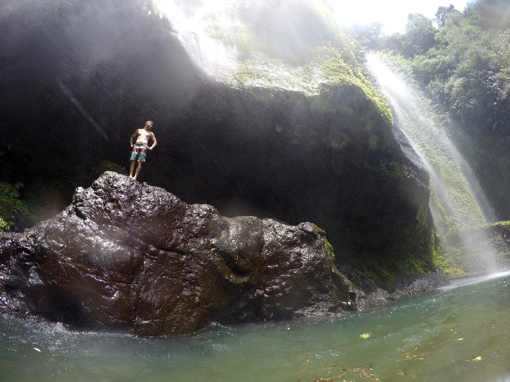 sekumpulwaterfall